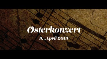 Dokumentation Osterkonzert